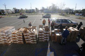 non profit food drive
